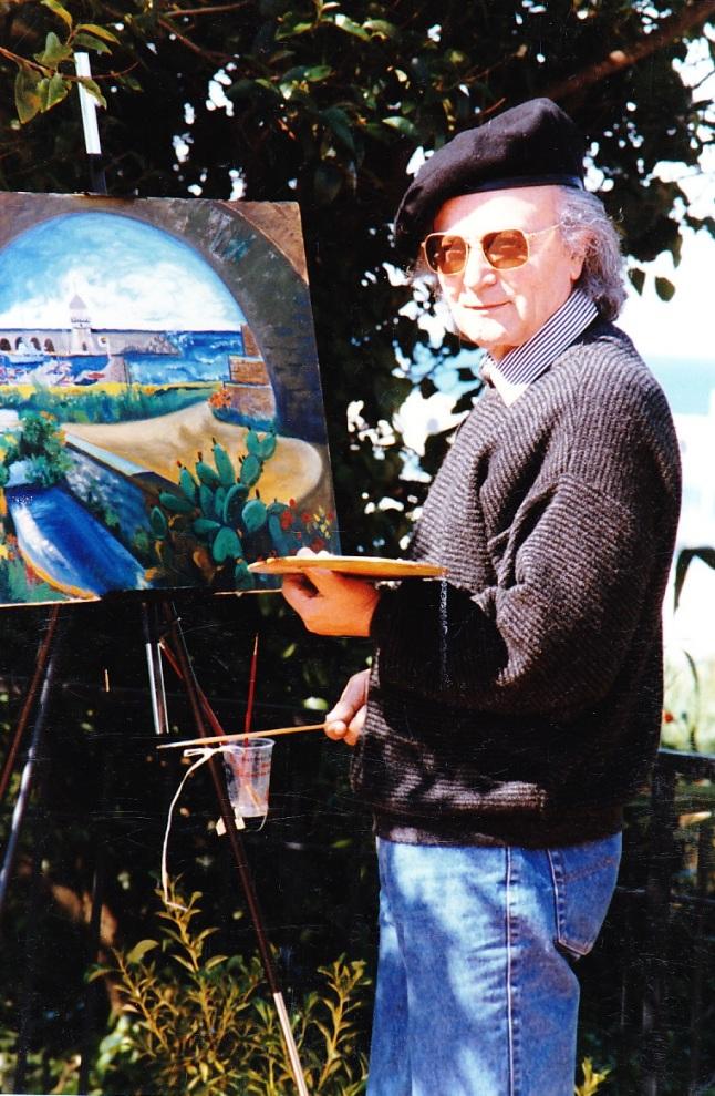 Muharem Fejzo piktor