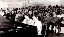 long time ago ... Piano Concert