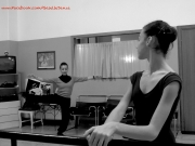 Nasco Danza - Lola in Lezione di Classical Ballet / www.Giselle.it